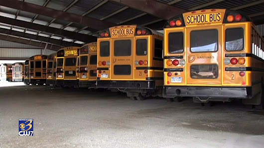 Hastings looking to deal with school bus driver shortage