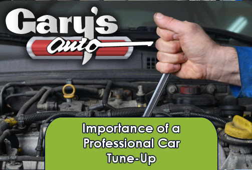 Significance of a Professional Car Tune-Up - Gary's Auto
