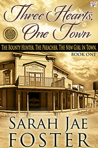 Three Hearts, One Town (book #1)