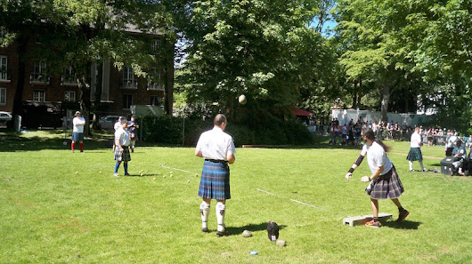 Bei den Highland Games in Kempen 2018 | Was ist los in NRW?