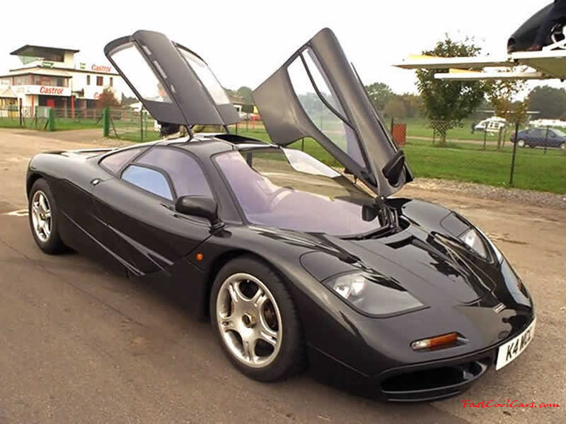 Mclaren - Fast Cool Car