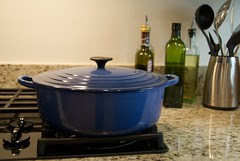 the most expensive cookware i own -- 6.75 quar...