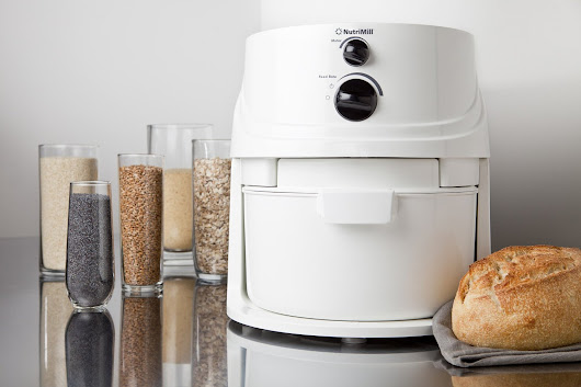 6 Best electric grain mills for home use in 2016 – top picks and reviews