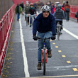 With Transportation Snarled in Brooklyn, Bicycles Roam Free