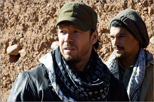 In ABC's 2006 television miniseries 'The Path to 9/11,' Wahlberg played Kirk, a CIA operative.