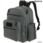 Maxpedition PREPDLXW Prepared Citizen Deluxe Backpack Bag Wolf Gray