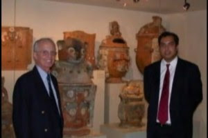 René Greenwald  veterano oficial de la CIA y Marc Wachtenheim program manager Cuba de la FUPAD
