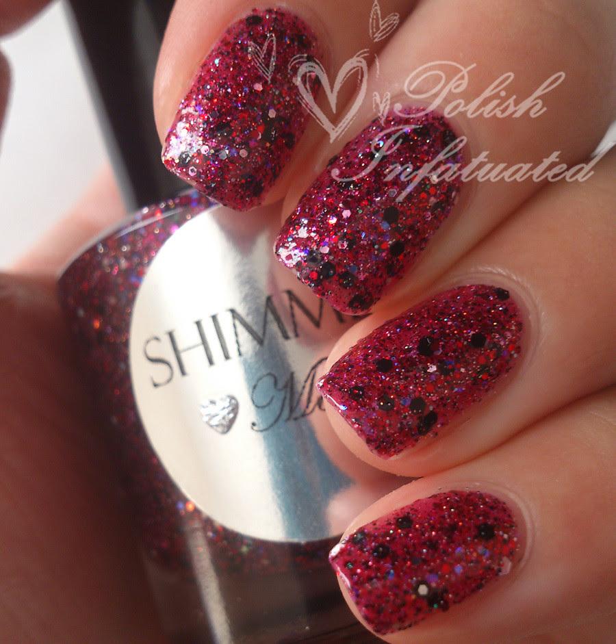 shimmer polish mary