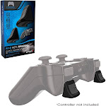 Gioteck Dual L / R Non-Slip Real Triggers for Sony PlayStation 3 Controller