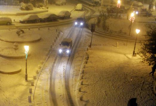Καιρός: Ραγδαία επιδείνωση τις επόμενες ώρες! Χιόνια και ψύχος σε όλη τη χώρα