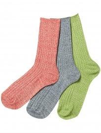 Topman Pastel 3 Pack Socks