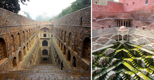 Journalist Spends Four Years Traversing India to Document Crumbling Subterranean Stepwells Before they Disappear