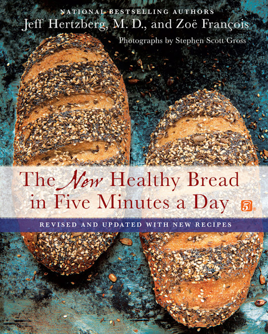 "Master Recipe from ""New Healthy Bread in Five Minutes a Day"" using Vital Wheat Gluten! 