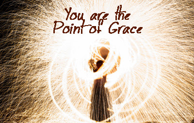 You Are the Point of Grace | Angels Guide You