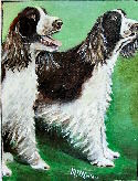 Dogs by Don McMullen