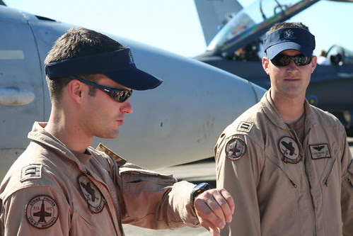 United States Marine Corp pilots