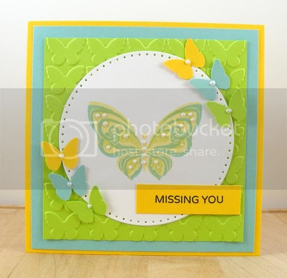photo Color Throwdown Stamping Sentiments The Paper Players Come and Get It Challenges and My Time To Craft.jpg