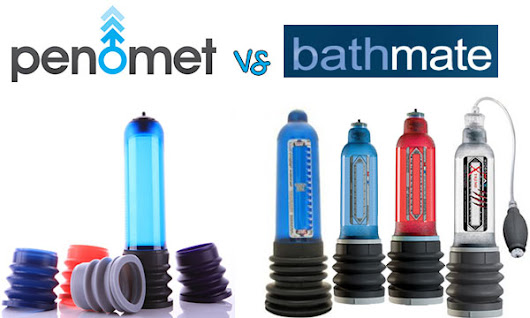 Penomet Vs Bathmate: Which Of The Two Popular Pumps is Better?
