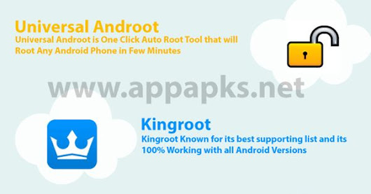 Top Android Apps to Root your Android Smart Phone in 2017