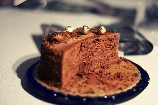 Anna Wintour Birthday cake, Whole Foods Chocolate cake