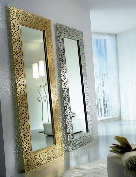 Decoraci n e ideas para mi hogar los espejos en el hogar for Donde ubicar espejos segun feng shui