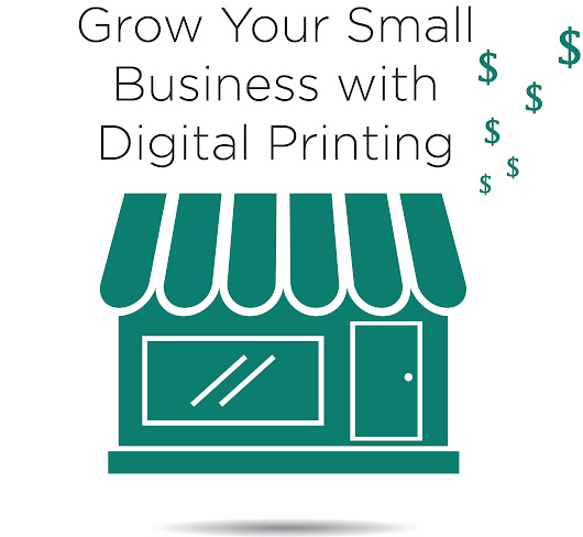 How Digital Printing Can Help Grow Your Small Business