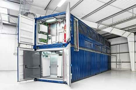 Airflow Management Considerations for the Containerized Data Center