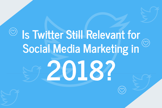 Is Twitter Still Relevant for Social Media Marketing in 2018? - Ilfusion Creative