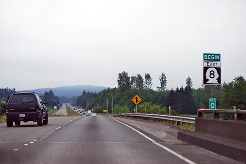 SR 8 @ US 12