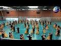 La Escuela de baile Date un respiro realiza su fin de curso en el pabellón municipal Parque Henares