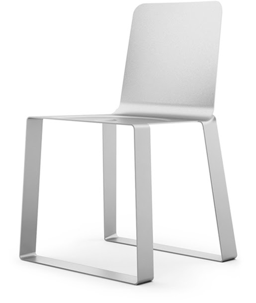 Omar De Biaggio | Sitting on a iMac | Tribute to Apple, design and furniture