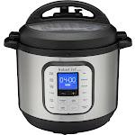 Instant Pot Pressure Cooker, Multi-Use, Duo Nova, 8 Quart