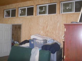 Bedroom North Wall