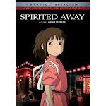 Alliance Entertainment CIN DSF18157D Spirited Away DVD