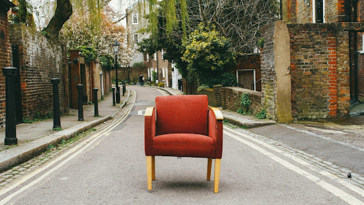 Addicted to second hand furniture - Lish Concepts