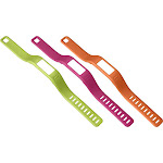Garmin - vívofit Accessory Bands for Garmin vívofit Wireless Activity Trackers (Small) - Pink