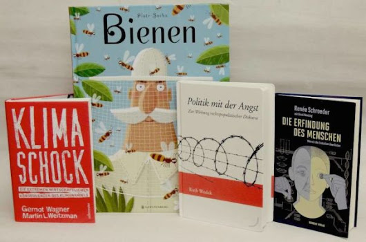 Climate Shock Austria's Natural Science Book of the Year 2017
