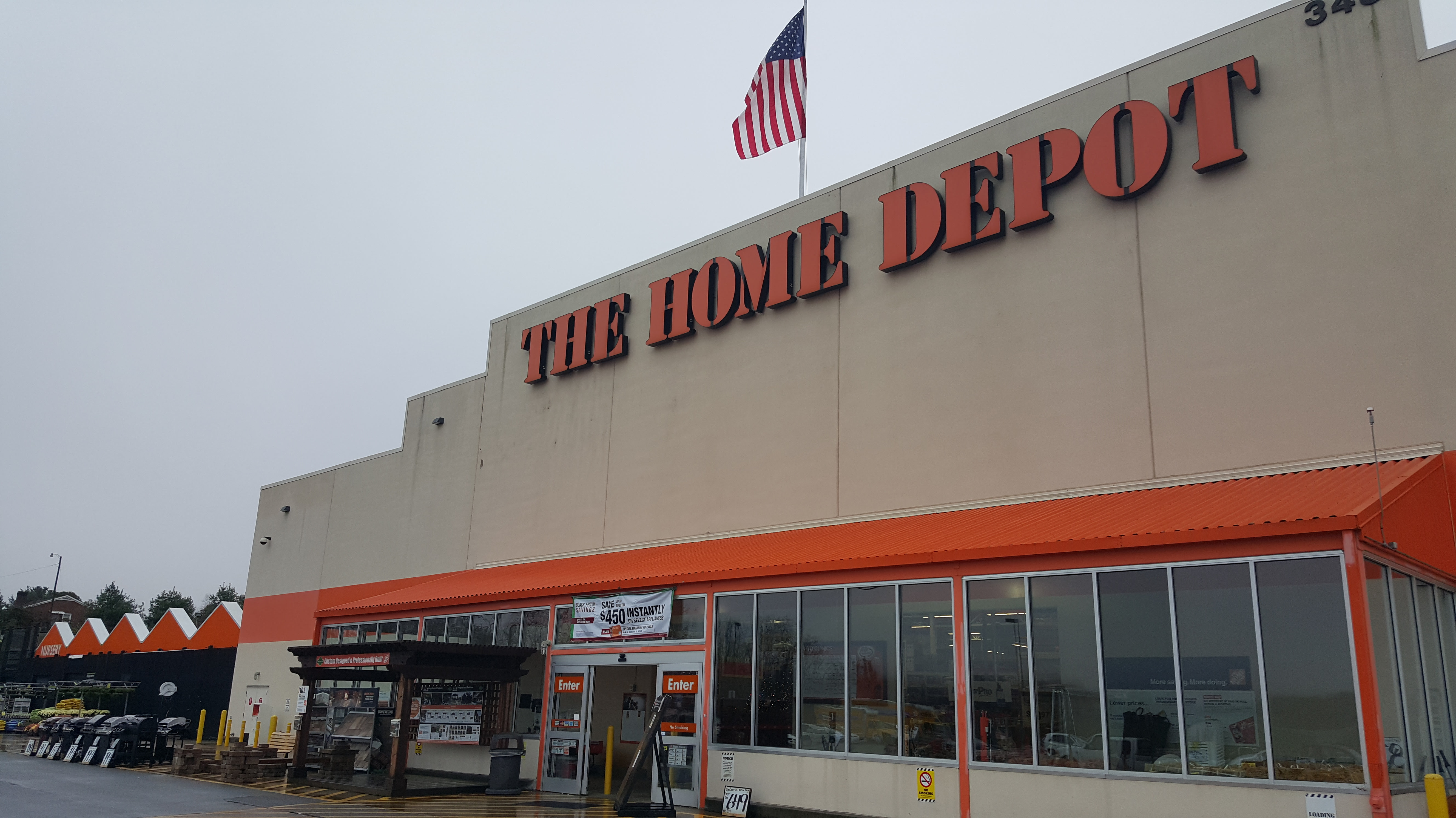 The Home Depot 3481 Lee Hwy Bristol, VA Home Depot - MapQuest