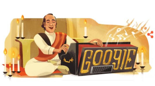 Google pays homage to Mehdi Hassan on 91st birthday with doodle