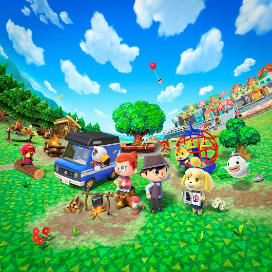 Tons of new features announced for Animal Crossing: New Leaf