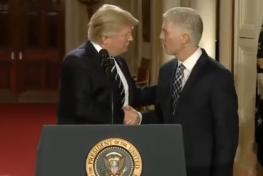Report: Gorsuch Warned That Women Job-Seekers Want To Manipulate Employers For Maternity Benefits | Right Wing Watch