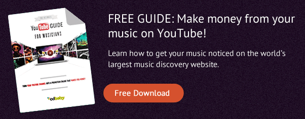 Cari duit dari YouTube dg musik orang lain !