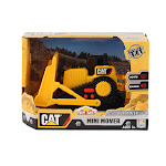 Cat Motorized Items CAT34613 Cat Mini Mover Bulldozer In Box with Lights & Sound
