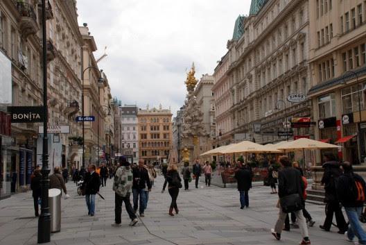 Viena, Austria. © Xiquinhosilva, vía Flickr.