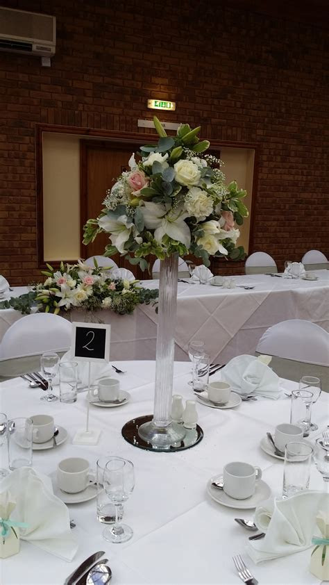 Wedding Flowers: Table Arrangements   CZ Handsaker Floral