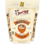 Bobs Red Mill Muesli, Old Country Style - 40 oz