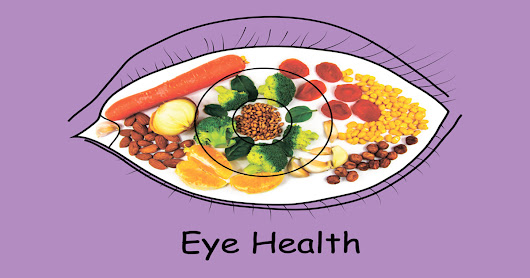 List of Nutrients for Great Eye Health