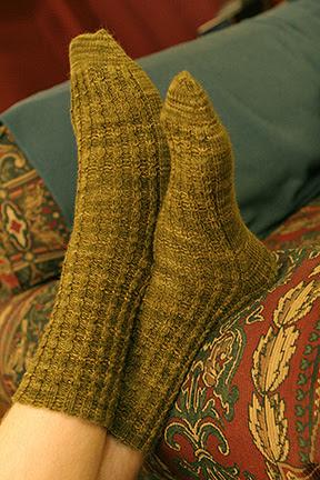 Socks for Tom