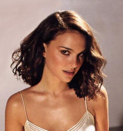 Natalie Portman Short Hair Bob