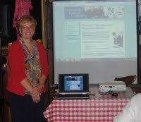 News from the Buca di Beppo Reading Event on September 10, 2014.